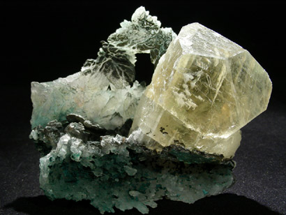CALCITE QUARTZ